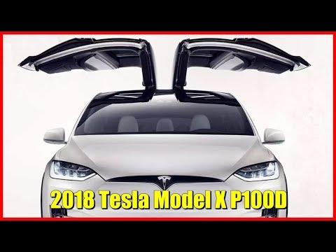 2018 tesla model x p100d. modren tesla 2018 tesla model x p100d picture gallery on tesla model x p100d n