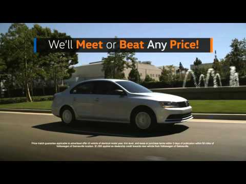 VW of Gainesville - Lowest Price Guarantee