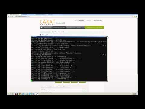 How to setup a Remote Desktop VNC server on Ubuntu - YouTube