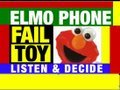 "Funny.Videos: Elmo Phone ""Fail Toys"" Review video by Mike Mozart of JeepersMedia on YouTube"