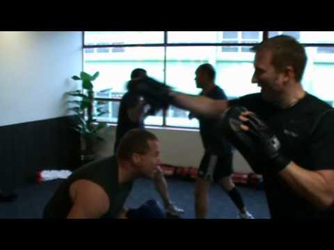 Exodus Health & Fitness Club Box Circuit