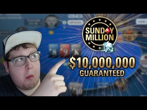 $10,000,000 ONLINE POKER TOURNAMENT