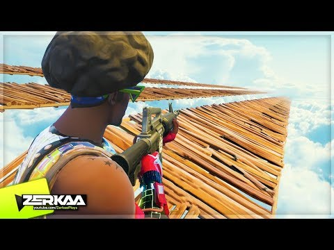 STAIRWAY TO HEAVEN CHALLENGE! (Fortnite Battle Royale)