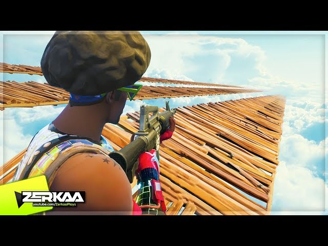 want to win a game of fortnite battle royale try building a stairway to heaven polygon - fortnite headglitching