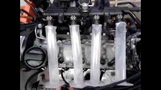 Mengenvergleich Ottomotor
