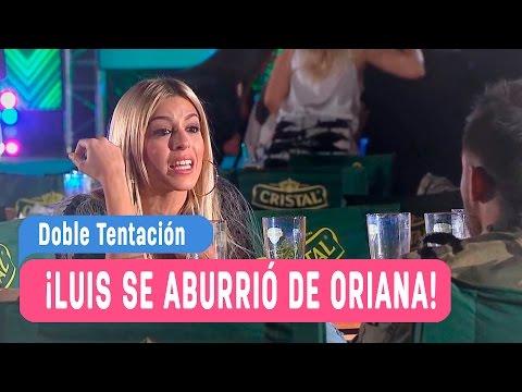 Doble Tentación - ¡Luis se aburrió de Oriana! / Capítulo 32