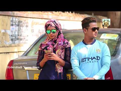 Hyderabadi Girl Friend Boy Friend Funny Comedy    Hyderabadi Young Stars