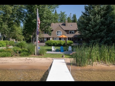 Majestic Lakefront Cottage in Boyne City, Michigan | Sotheby's International Realty