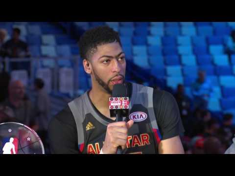 Anthony Davis, All-Star MVP   Inside the NBA   NBA on TNT