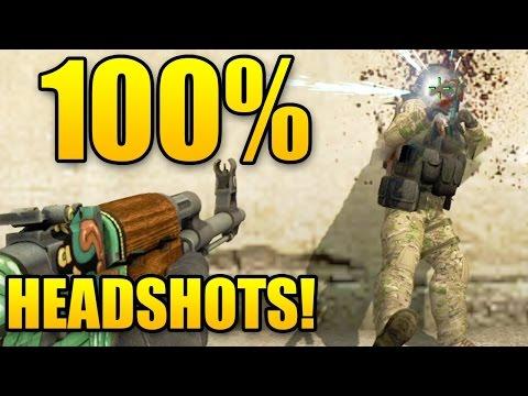 [HK] 100% HEADSHOT!!! | CS:GO | Overwatch #21| Razor Gaming