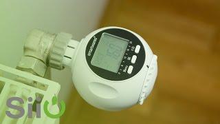 Smartwares 433Mhz Heizkörperthermostat für HomeWizard SmartHome System | siio.de