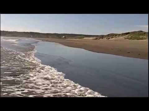 Solitudes: A walk along Mavillette Beach Provincial Park