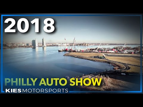 Cookies, IBIZ and the 2018 Philly Auto Show (2018 BMW X2, M2, M4, Porsche GT2 and More!)
