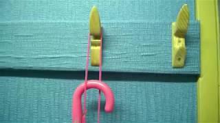 Крючки для одежды из дерева. Как делаю.