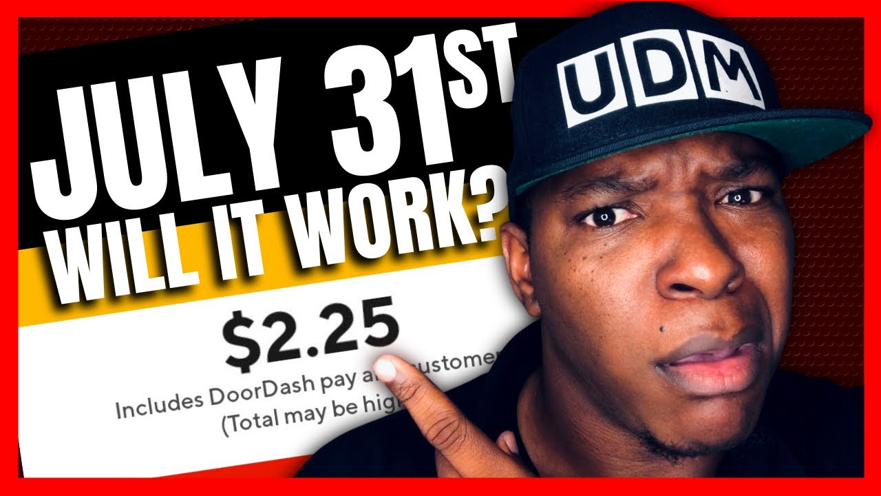 DOORDASH: 1 Day Protest…..Is It Enough To Force Them To Raise Dasher Base Pay?