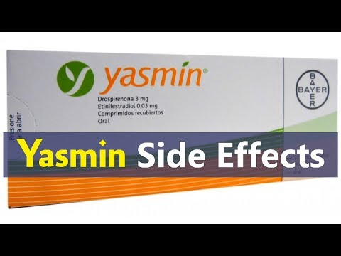 Yasmin Side Effects