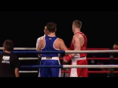 Corporate Fighter 13 - Bout 1 - James Horstman vs Andrew Duncan - Corporate Fight Night