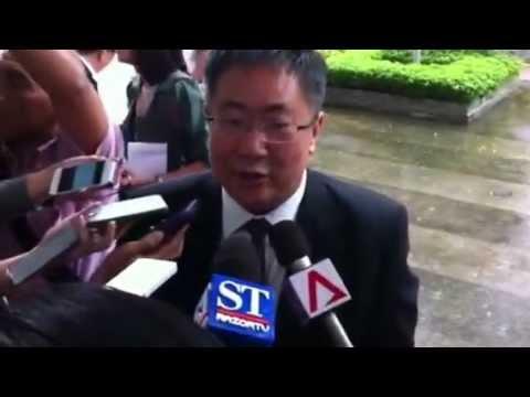 Defence lawyer Tan Chee Meng says verdict vindicates Ng Boon Gay