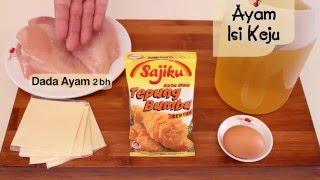 Dapur Umami - Ayam Isi Keju