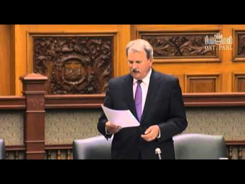 Jack Debates Bill 80 - OSPCA Amendment Act - Part 1
