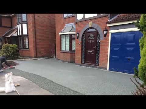Resin Style Driveways Ltd resin bound surfacing specialists