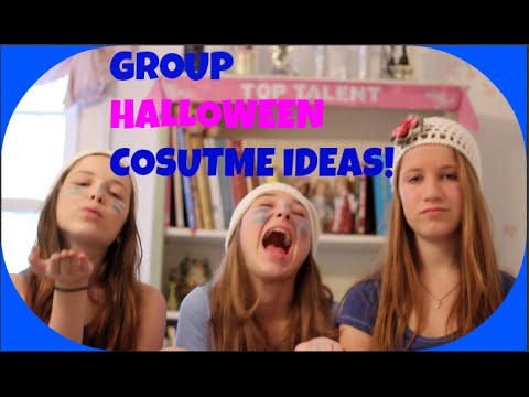 group halloween costume ideas - Group Halloween Costume Ideas For Girls