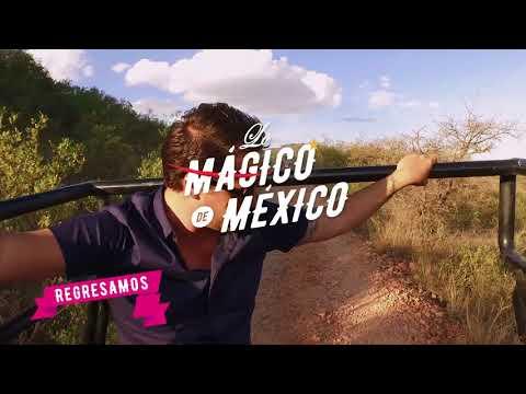 """Lo Mágico de México PG21 """"San Juan del Rio"""" Canal 26 Aguascalientes México."""