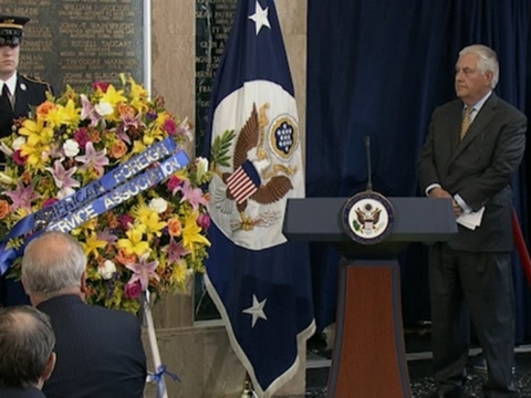 Fallen US Foreign Service Officers Remembered