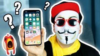 IPHONE X VS JOJOL ! (Face ID et Animoji)