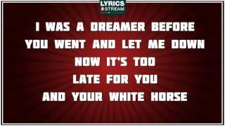 Gambar cover White Horse - Taylor Swift tribute - Lyrics