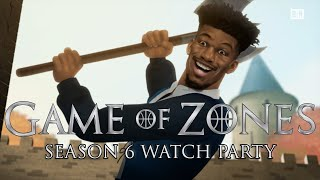 Live Watch Party: Game Of Zones Season 6 + Christmas Episode with the Show Creators