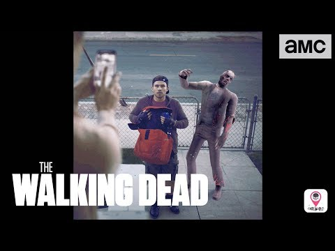 The Walking Dead: Our World Mobile Game  'A Day in the Life'    Download Now!