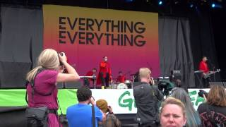 Everything Everything - My Kz, Ur Bf @ Glastonbury Festival 2015, Other Stage, 26.06.2015
