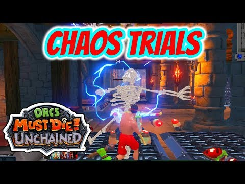 Orcs Must Die! Unchained | Chaos Trials
