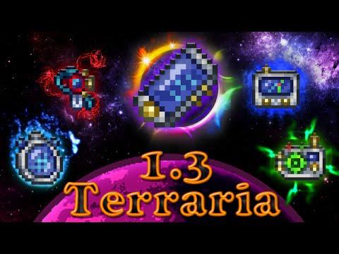 Terraria 1.3 - Мобильный телефон (Cell Phone) и все комплектующие