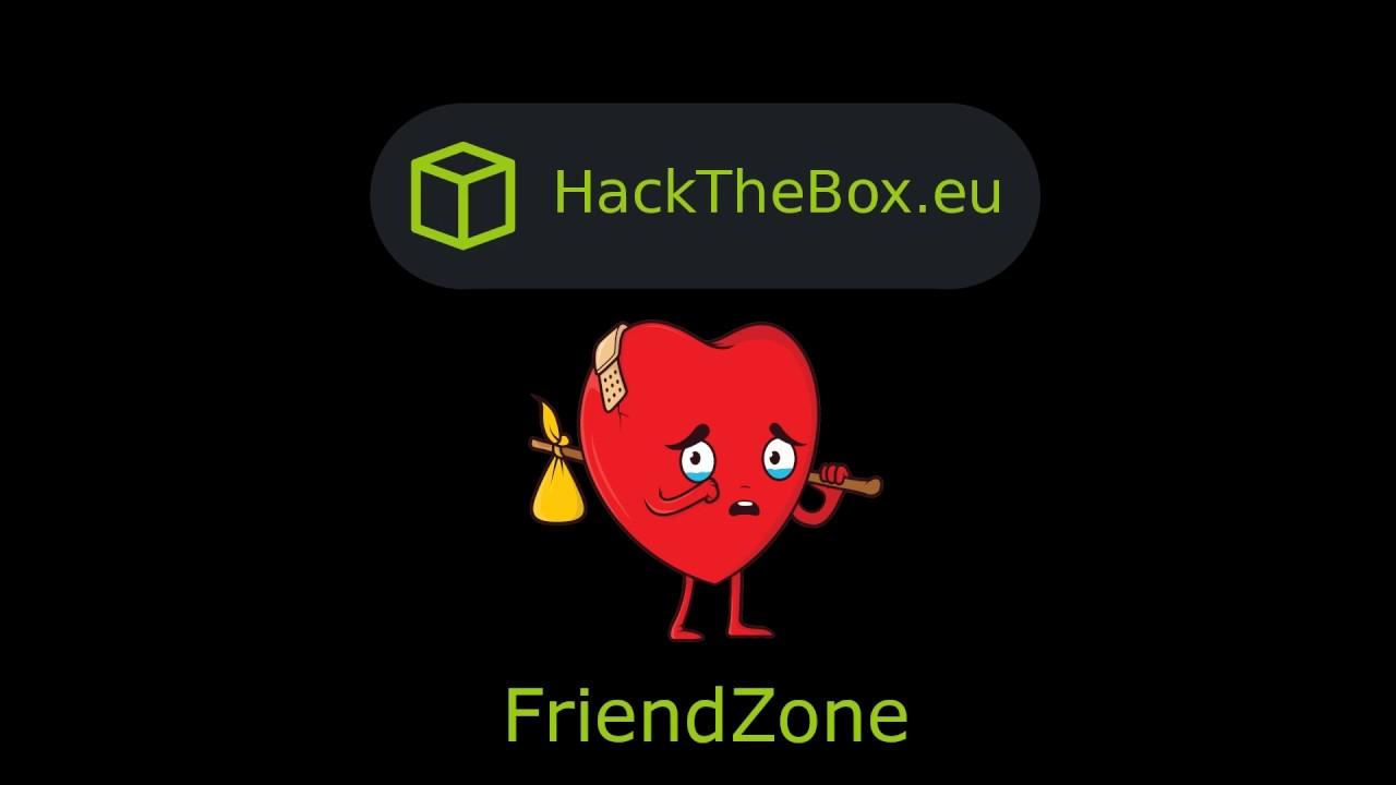 HackTheBox - FriendZone