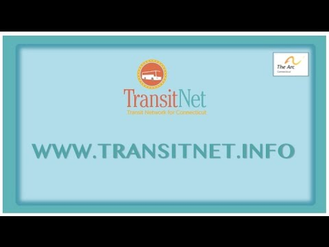 "TransitNet's Video:  ""Get Going with TransitNet."""