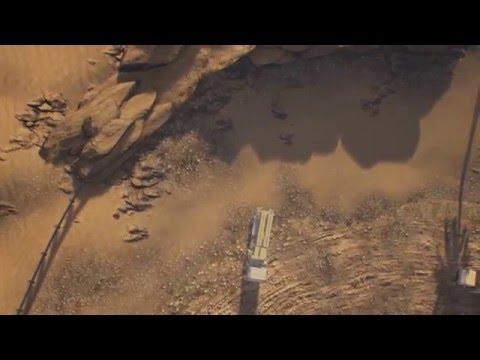 UAV Synthetic Environment - Quality Demo - UE4 (4.9)