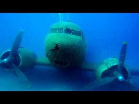 10 unglaublichsten verlassenen Flugzeuge der Welt