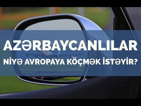 Azərbaycanlılar Avropaya necə köçür? - Gündəlik Xəbərlər (22.01.2018)
