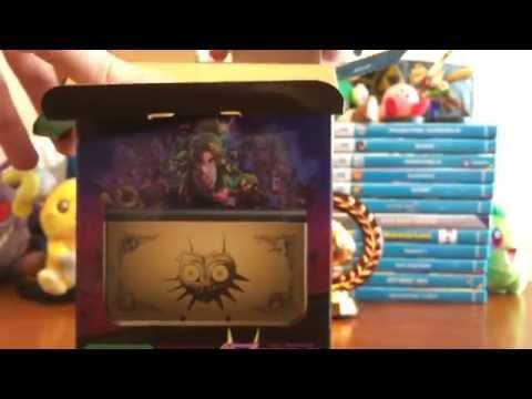 New Nintendo 3DS XL kicsomagolás és infók