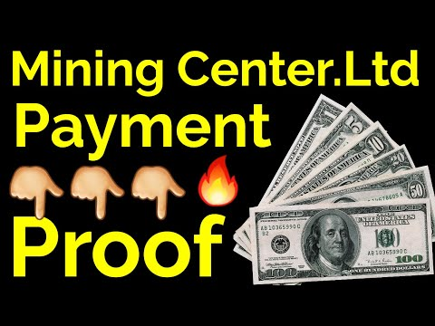 Mining Center.Ltd Payment Proof