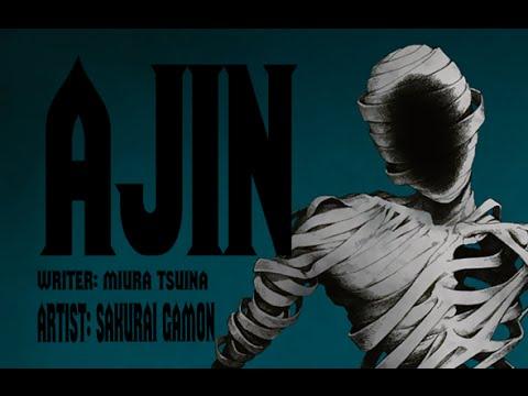 Trailer de la Pelicula Ajin
