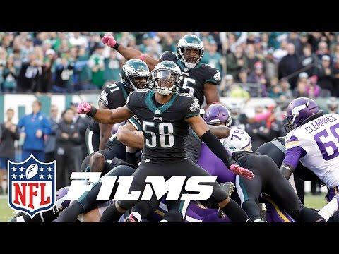 Eagles Defense Pressures Sam Bradford (Week 7) | NFL Turning Point | NFL Films