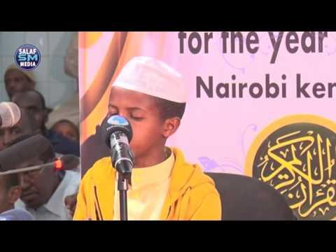 Xafladdii tartankii 10aad ee Madaarista quraanka kariimka Nairobi 2017
