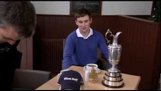 My Special Day - Thomas meets Paul Lawrie