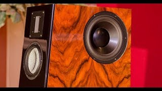 Can side firing woofers be high end?