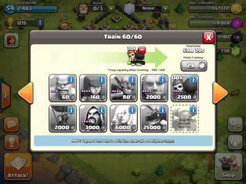 Clash of Clans Tips & Tricks - Hiding Your Resources from Raids