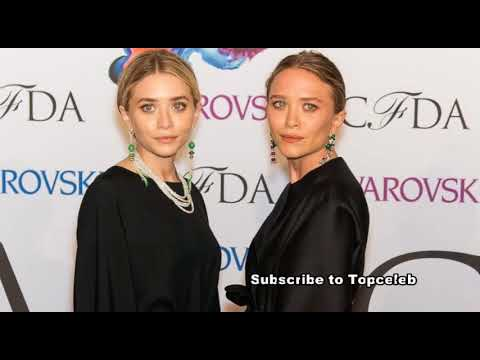 Ashley Olsen With Her Mother Jarnett Olsen, Father David Olse... Lovely Album