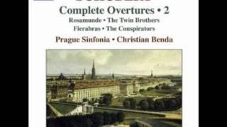 Schubert - Fierrabras Overture, D. 796